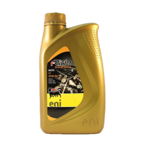 ENI I-RIDE MOTO STREET & TOURING 10W-40 SEMI 1L ENGINE OIL