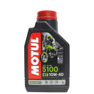 MOTUL 5100 4T Technosynthese 10W-40